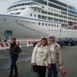 круизный лайнер Costa Victoria